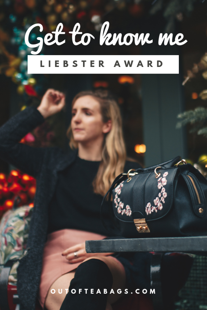 Liebster Awards: Get To Know New Bloggers