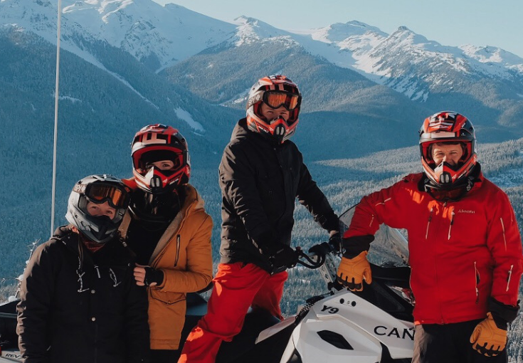Winter in Whistler when you don't Ski – Adventurous Activities