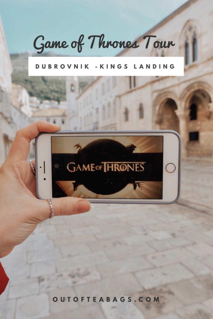 Game of Thrones tour – Dubrovnik (Kings Landing)